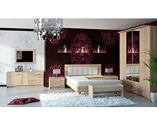 Набор мебели для спальни МК 44 ель Корвет, комплектация 1