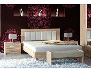 Кровать 70 (160)  МК 44 Корвет