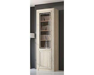 Шкаф-витрина для книг 2х дверный Корвет МК 51, арт. 204