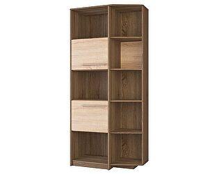 Шкаф для книг двудверный Корвет МДК 4.11, изд.96.1