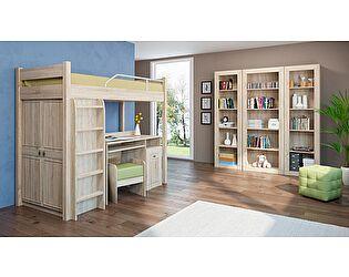 Набор мебели для детской Корвет МДК 4.12, комплектация 5