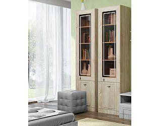 Шкаф для книг Корвет МДК 4.12, изд.7