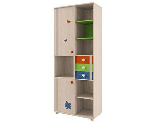 Шкаф для книг Корвет МДК 4.13, изд.106