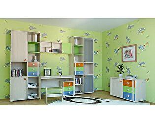 Мебель для детской Корвет МДК 4.13, комплект 2