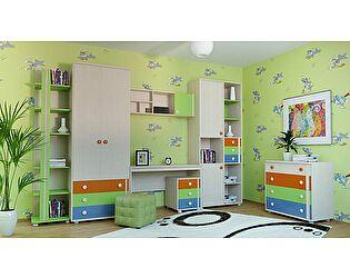 Мебель для детской Корвет МДК 4.13, комплект 5