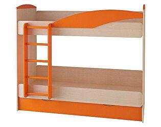 Кровать двухъярусная Корвет ЖК 4.5М, изд.23