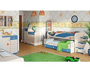 Набор мебели для детской Корвет ЖК 4.5М, комплектация 1
