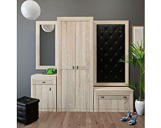 Комплект мебели для прихожей Корвет 24 (ель), композиция 4