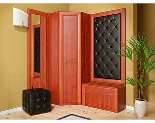 Комплект мебели для прихожей Корвет 24 (мария-луиза), композиция 3