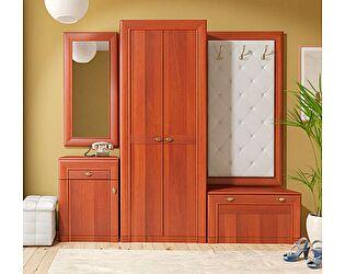 Комплект мебели для прихожей Корвет 24 (мария-луиза), композиция 7