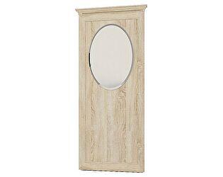 Зеркало овальное на щите Корвет 26, арт. 216