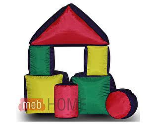 Набор детских пуфиков DreamBag Волшебная геометрия