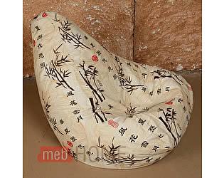 Кресло Dreambag Груша L, жаккард