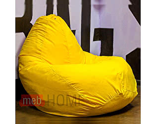 Кресло Dreambag Груша XL, экокожа/замша