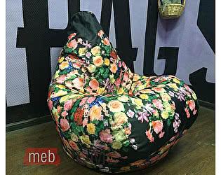 Кресло Dreambag Груша L, оксфорд принт
