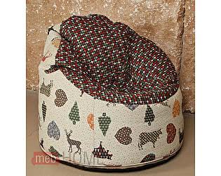 Купить кресло Dreambag Пенек, гобелен
