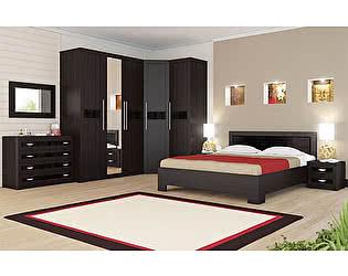 Купить спальню Кураж Парма №2 (набор мебели) Венге