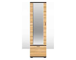 Купить шкаф Кураж 600 Веста Статус арт. ПР 011.112 для одежды с зеркалом