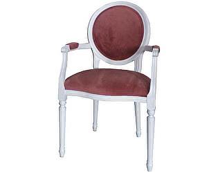 Кресло Home Provance с обивкой коралл