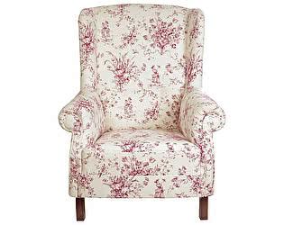 Кресло Прованс, пасторальный рисунок