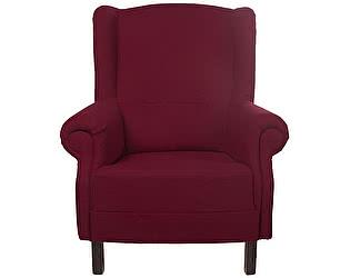 Кресло Прованс бордовое