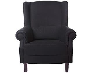 Кресло черное