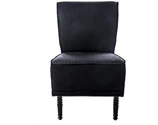 Кресло-волна малое черное