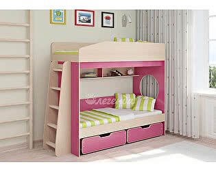 Кровать двухъярусная Легенда 10