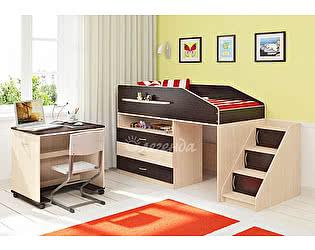 Кровать-чердак Легенда 12 комплектация 2