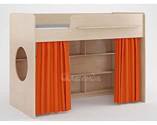 Комплект занавесок Легенда 26 (оранжевый)