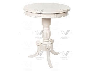 Купить стол Woodville MOON 2 журнальный butter white