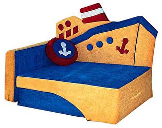 Детский диванчик М-Стиль Пароходик