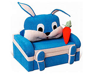 Детский диванчик М-Стиль Заяц