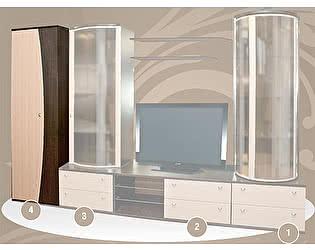 2-х дверный шкаф для одежды Макеенков № 11