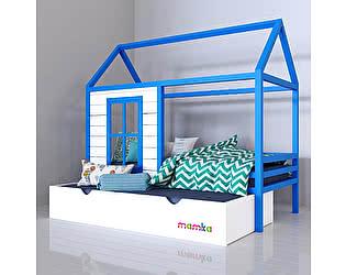 Кровать-домик Мамка Дом звездочета