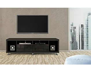 Купить тумбу MANHATTAN COMFORT Horizon 1.8 black