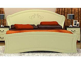 Кровать VitaMebel  Vivo-6 160х200 с основанием