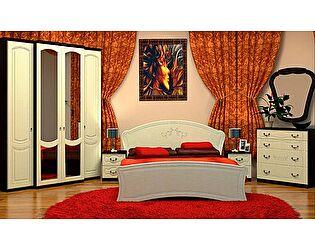 Купить спальню VitaMebel Vivo-6, МДФ глянец