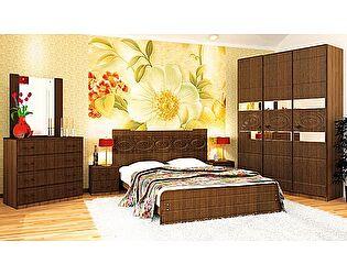 Купить спальню VitaMebel Vivo-8 (матовый мокко)