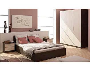 Модульная спальня Горизонт Юнона (композиция 2)