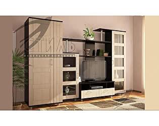Гостиная Стиль Соло 4 + шкаф