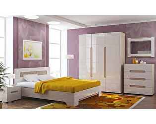 Модульная спальня Стиль Палермо, композиция 1