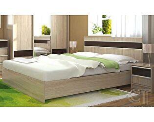 Кровать двуспальная Стиль Рио-1, 1600/2000