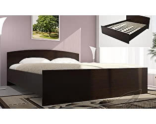Кровать Стиль двуспальная 1600/2000