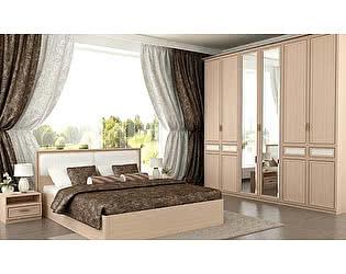Модульная спальня Santan Калипсо, дуб млечный / патина