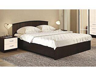 Кровать Диал Кэт-1 профиль ЛДСП  с низким щитком, 120