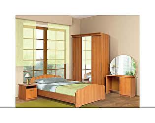 Спальный гарнитур Аджио Карина 1