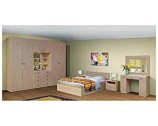 Спальный гарнитур Аджио Карина 10 композиция 2
