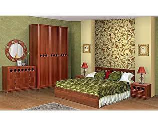 Спальный гарнитур Аджио Карина 11 композиция 1