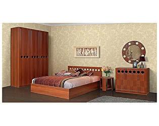 Спальный гарнитур Аджио Карина 11 композиция 2